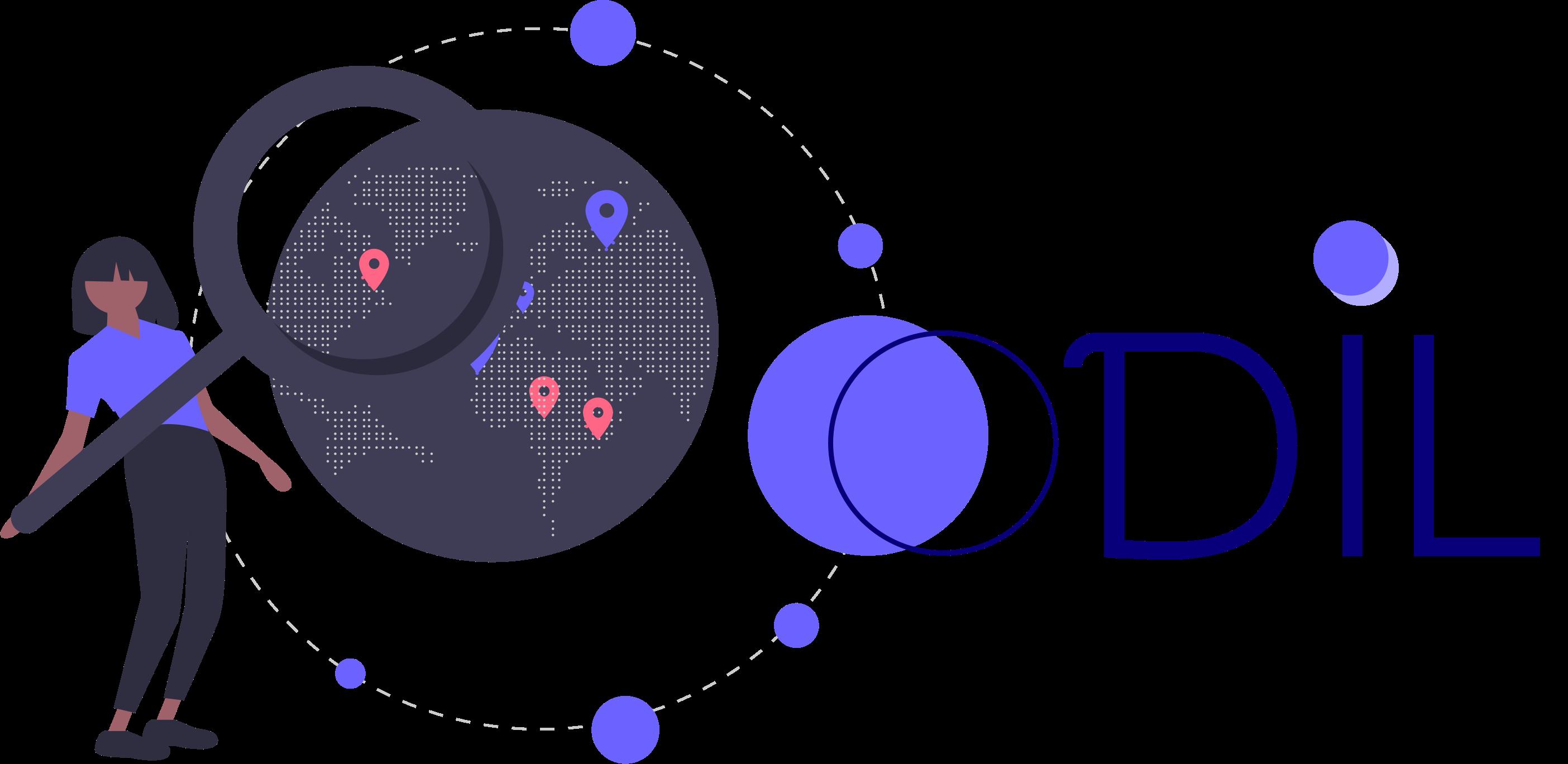 Bienvenue sur le nouveau site d'ODIL